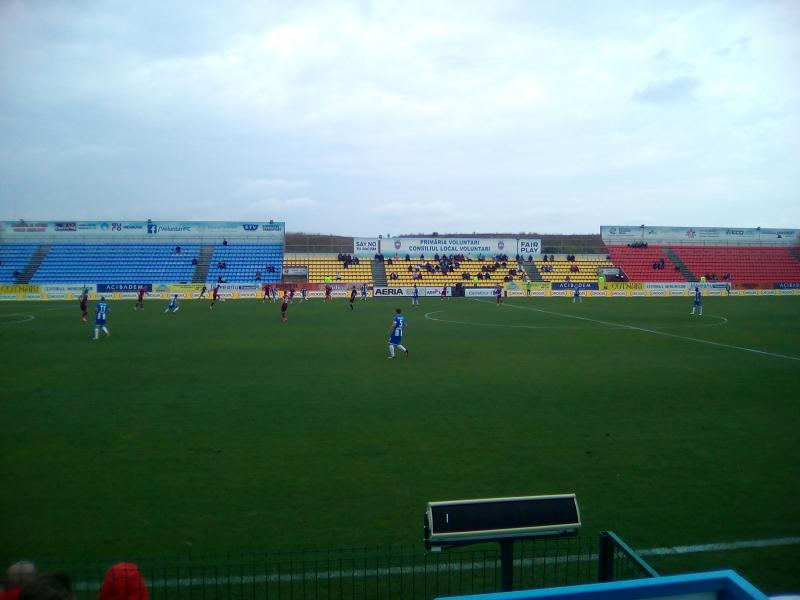 FC Voluntari - Universitatea Craiova, live